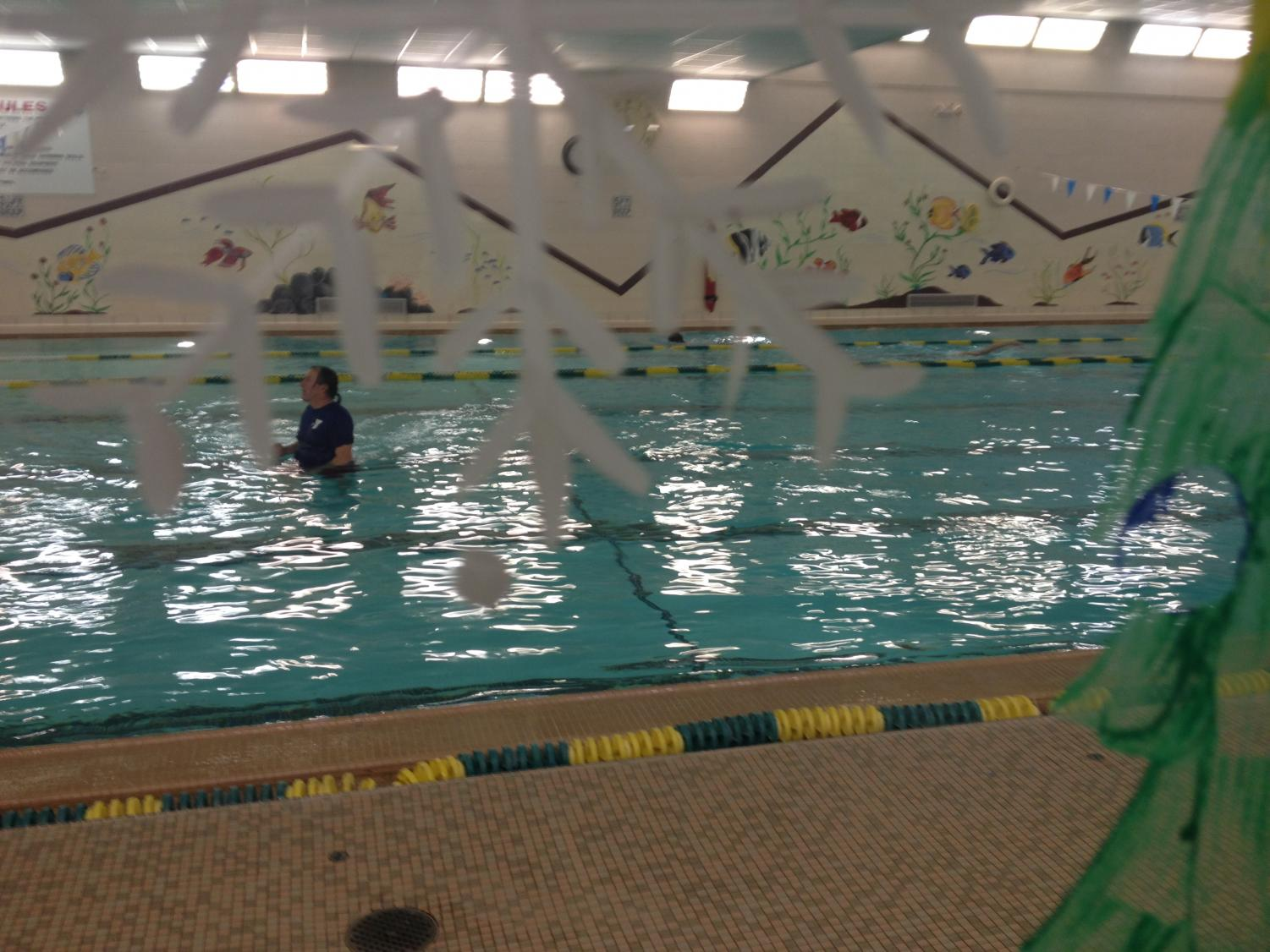 YMCA Livonia pool
