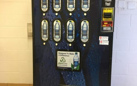 WE NEED MORE VENDING MACHINES!