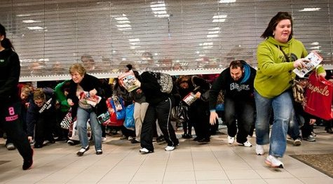 Black Friday Sales and Madness