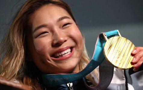Chloe Kim Wins Gold