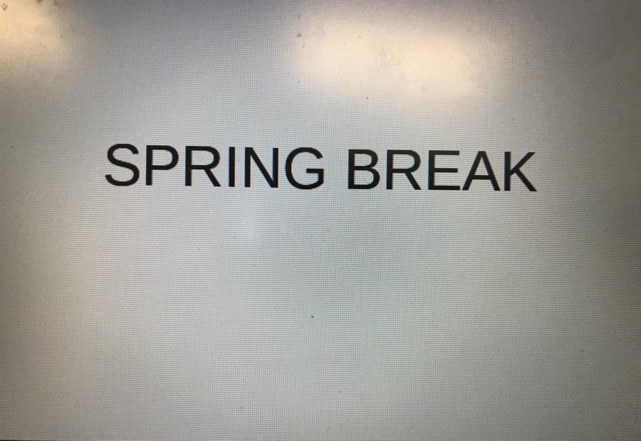 Should+Spring+Break+be+Longer%3F