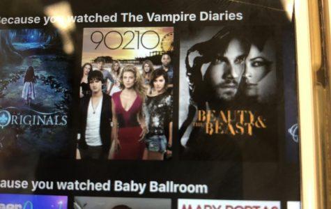Our Top Five Netflix Shows