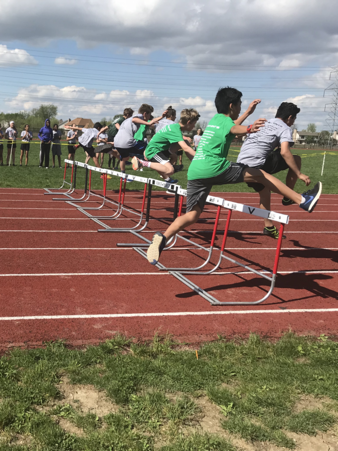2018 West vs. Discovery Hurdles