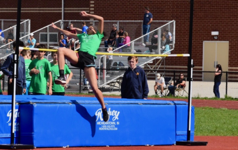 West Middle School 2018 High Jump