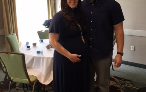 Mrs. Bridges Leaves for Maternity Leave on May 12, 2018
