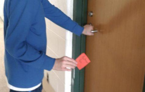 Students Dislike Limited Classroom Bathrooms Passes!