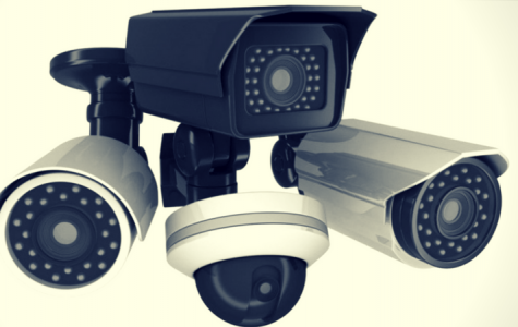 They're Watching You! Cameras Will Be in WMS Soon!