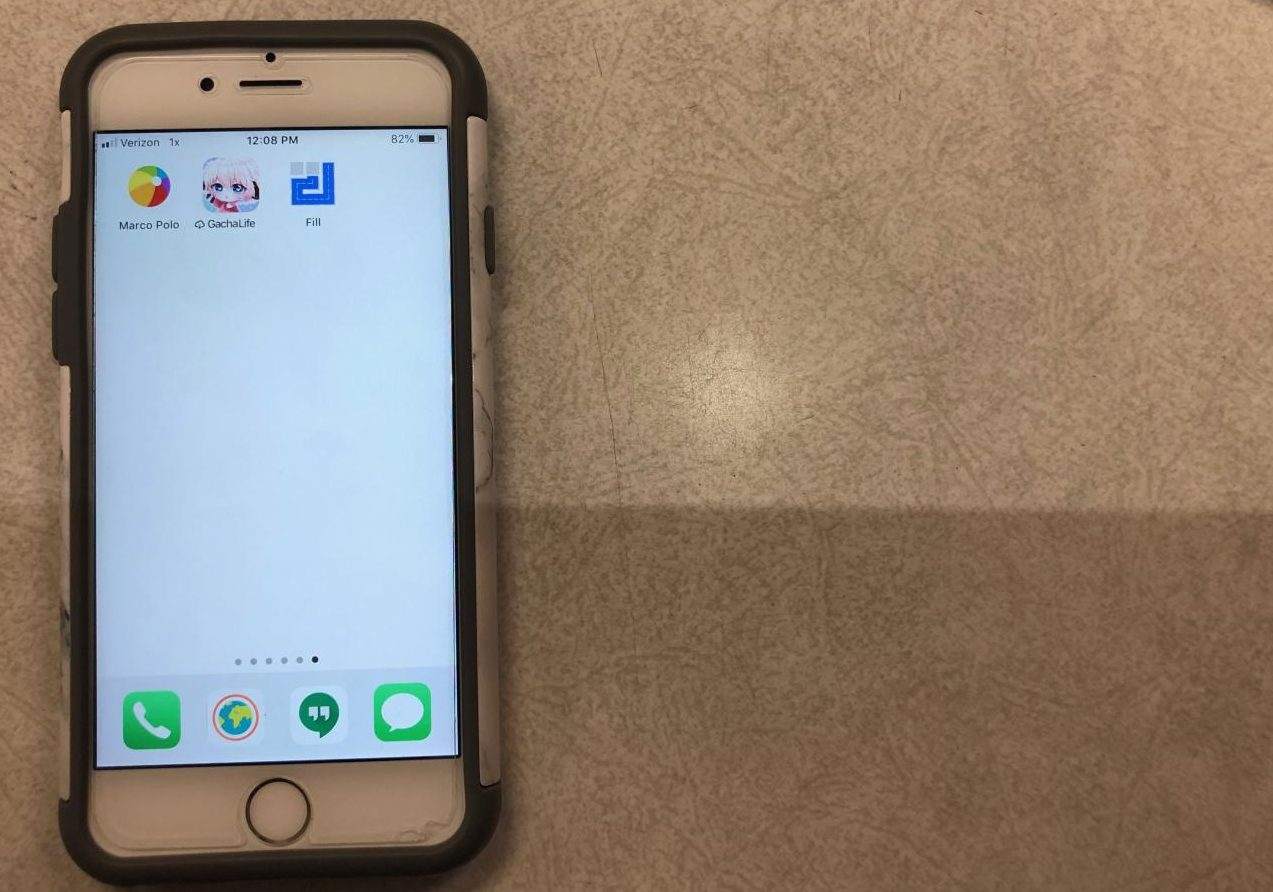 Popular cell phone apps West students are using.