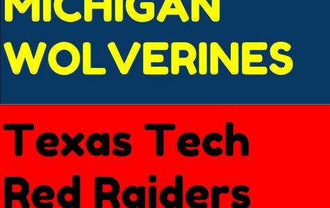 Texas Tech upsets UofM