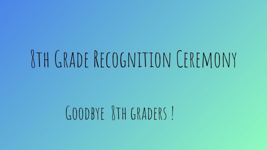 8th+Grade+Recognition+Ceremony