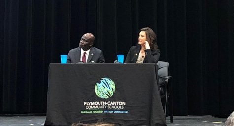 Gov. Gretchen Whitmer plans to ensure education funds and raise taxes to improve Michigan roads