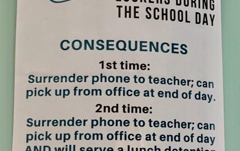 West Students Like the New Cell Phone Policy