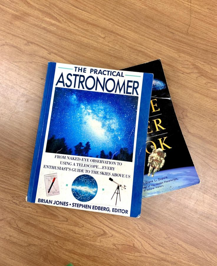 Astronomy+Books