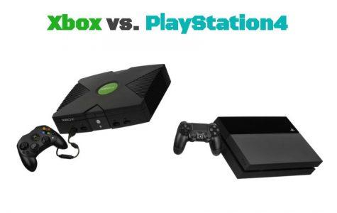 Xbox vs. PS4