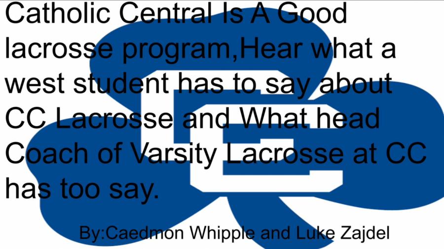 Catholic+Central+Varsity+Lacrosse+Coach+reflects+on+the+2018-2019+season