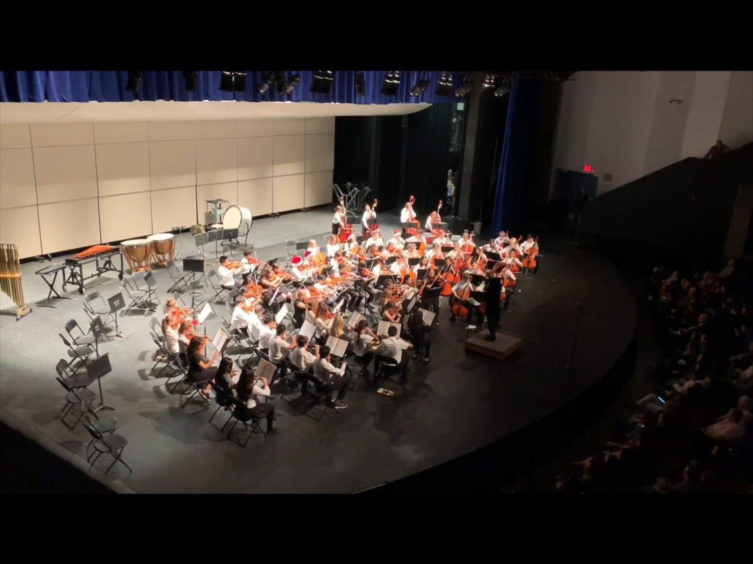 2019 PCCS Middle School Orchestra