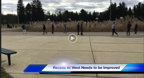 Why Recess at West Needs to be Improved