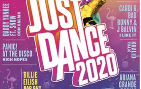Just Dance 2020 is Here