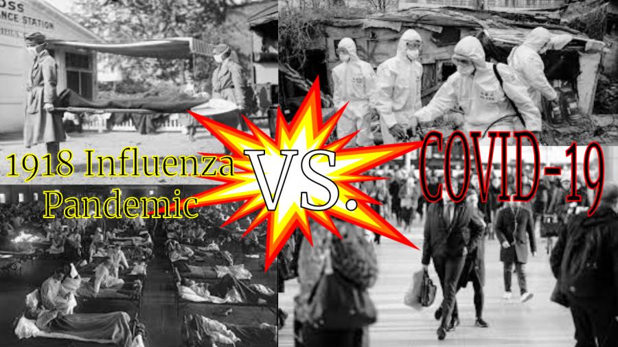 Spanish Flue vs. COVID-19