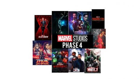 Marvel Studios Phase 4