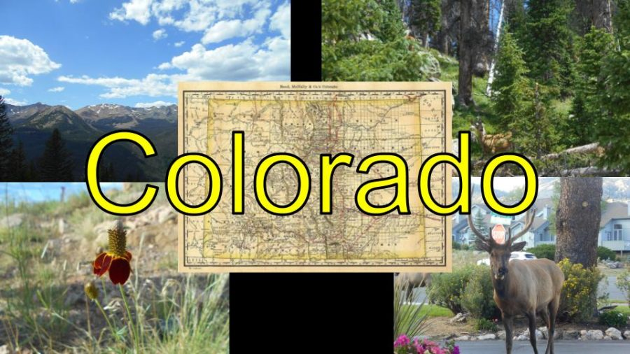 Virtual vacation to Colorado