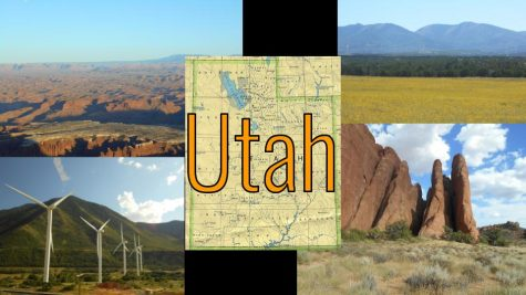 Virtual vacation to Utah