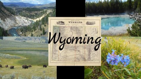 Virtual vacation to Wyoming