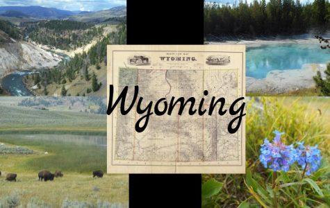 Virtual vacation to Wyoming