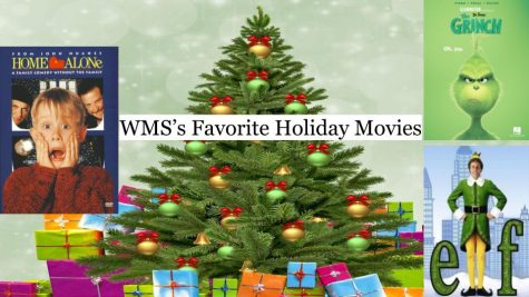 WMS's Favorite Holiday Movies