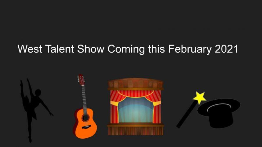 Talent Show Feb. 2021!