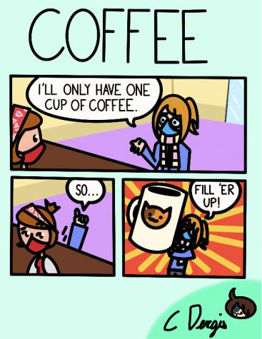 Coffee by Casey Dergis