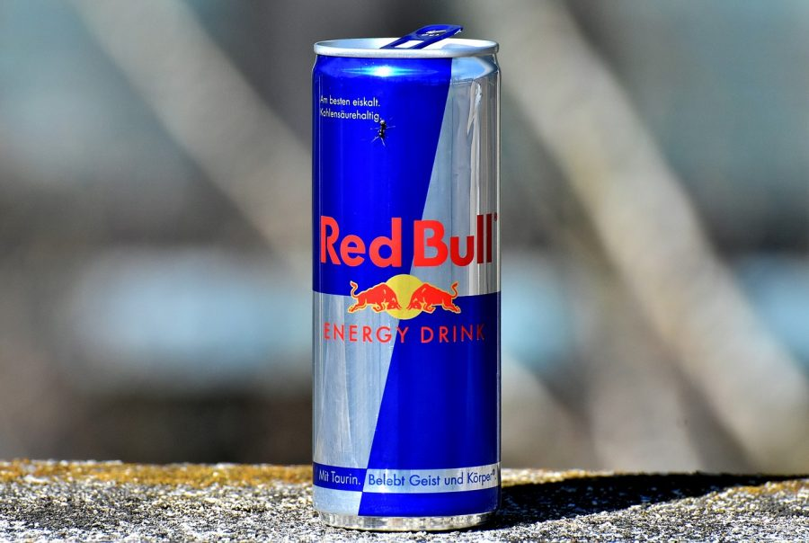 "Can of RedBull picture from    Phelan, Joe. "" Best Practice: How Red Bull Became a Marketing Powerhouse."" Bussiness 2 Community , 9 May 2018, www.business2community.com/marketing/best-practice-how-red-bull-became-a-marketing-powerhouse-02057022."