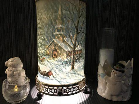 The Christmas Lamp.