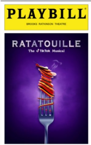 West's thoughts on Ratatouille the TikTok Musical.