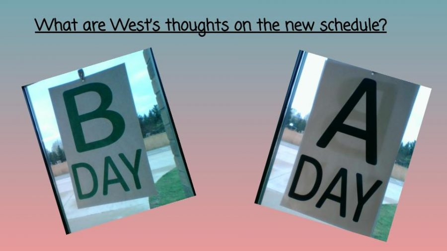 Many West students are unhappy that Wednesdays are now Face-to-Face!